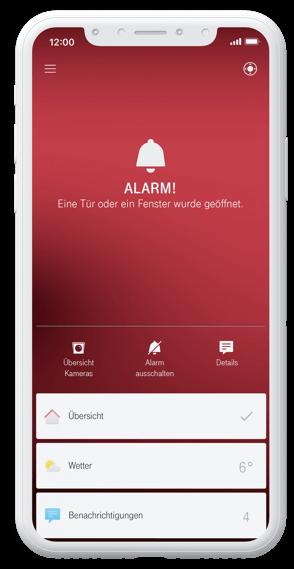 magenta smarthome app funktionen im berblick telekom. Black Bedroom Furniture Sets. Home Design Ideas