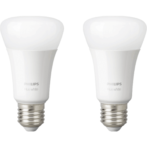 Philips Hue White E27 Doppelpack