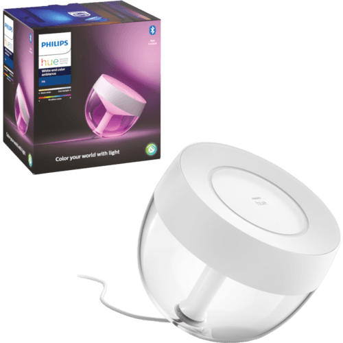 Philips Hue White & Color Ambiance Iris Tischleuchte