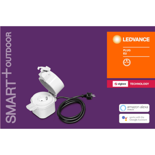 LEDVANCE SMART+ Outdoor Plug Weiß
