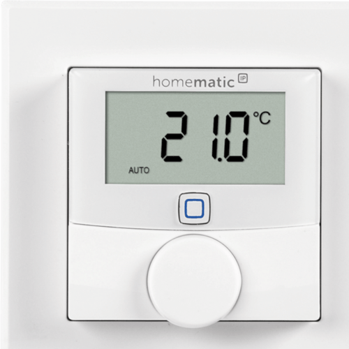 eQ-3 Homematic IP Wandthermostat mit Schaltausgang 230 V