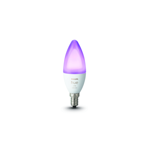 Philips Hue White & Color Ambiance E14 Einzelpack